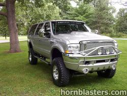 Ford Excursion 2004 #12