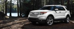 Ford Explorer Limited #36