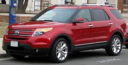 Ford Explorer Limited #37