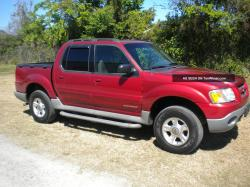 Ford Explorer Sport Trac 2001 #11