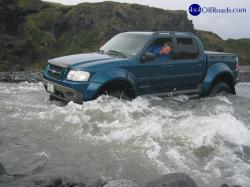 Ford Explorer Sport Trac 2001 #8
