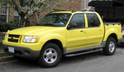 Ford Explorer Sport Trac 2002 #6