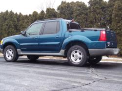 Ford Explorer Sport Trac 2002 #13