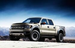 Ford F-150 #21