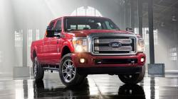 Ford F-250 Super Duty Platinum #20