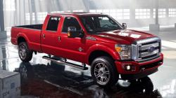 Ford F-250 Super Duty Platinum #21