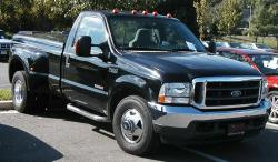 Ford F-350 Super Duty 2002 #8