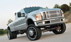 Ford F-450 Super Duty Lariat #7