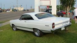 Ford Fairlane 500 XL 1967 #11