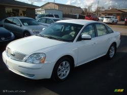 Ford Five Hundred 2007 #11