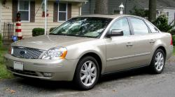Ford Five Hundred 2007 #7