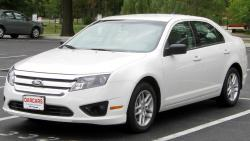 Ford Fusion 2010 #8
