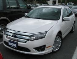 Ford Fusion 2010 #12