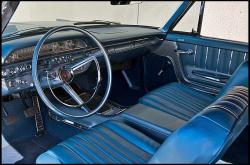 Ford Galaxie 500 XL 1962 #11