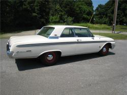 Ford Galaxie 500 XL 1962 #6