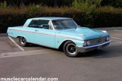 Ford Galaxie 500 XL 1962 #8