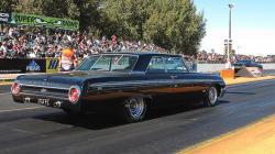 Ford Galaxie 500 XL 1962 #9