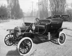 Ford Model T #12