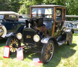 Ford Model T #8