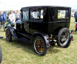 Ford Model T #9