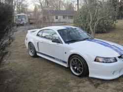 Ford Mustang 2002 #11