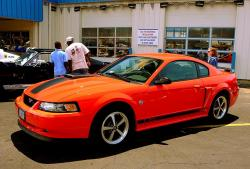 Ford Mustang 2004 #10