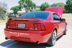 Ford Mustang 2004 #6