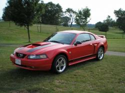 Ford Mustang 2004 #8
