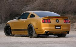Ford Mustang 2011 #10
