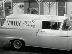 1958 Ford Panel Delivery