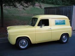 Ford Panel Delivery 1958 #11