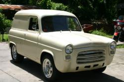 Ford Panel Delivery 1958 #12