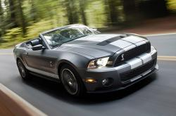 Ford Shelby GT500 2010 #12