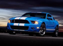 Ford Shelby GT500 2010 #10