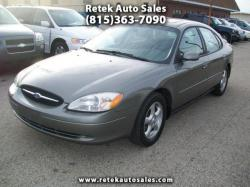Ford Taurus SE Deluxe #21