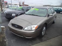 Ford Taurus SEL Fleet #32