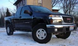 GMC Canyon 2009 #8