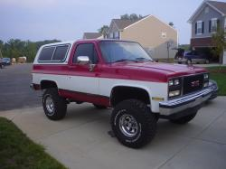 GMC Jimmy 1992 #12