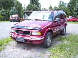 GMC Jimmy 1997 #6