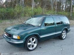 GMC Jimmy 1997 #8