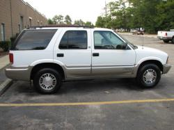 GMC Jimmy 2001 #11