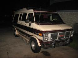 GMC Rally Wagon 1993 #11