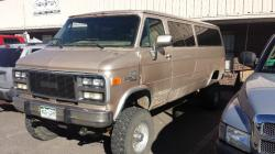 GMC Rally Wagon 1993 #12