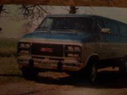 GMC Rally Wagon 1993 #6