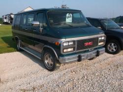 GMC Rally Wagon 1995 #7