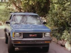 GMC S-15 Jimmy 1991 #11