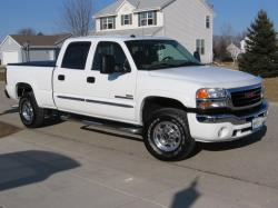 GMC Sierra 2500HD 2005 #6