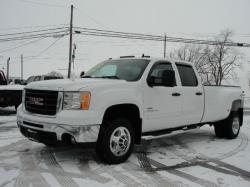 GMC Sierra 3500HD SLE2 #7