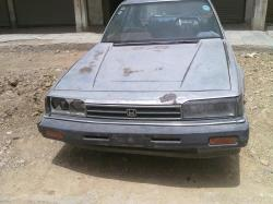 Honda Accord 1984 #9