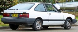 Honda Accord 1984 #10
